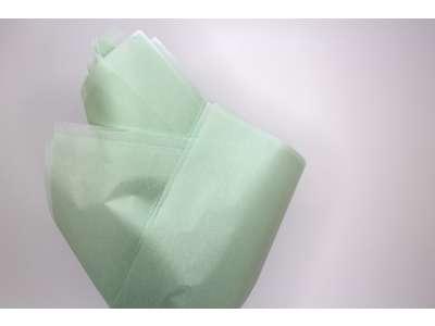 Silkepapir nr.37 Støvet grøn
