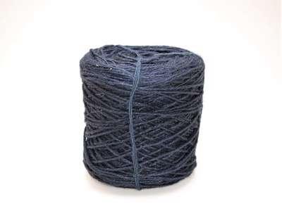 Flax cordel blå 1kg 470m