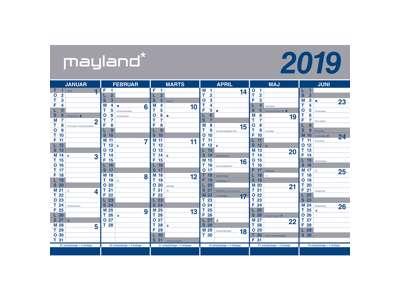 Mayland Kalendere  2020