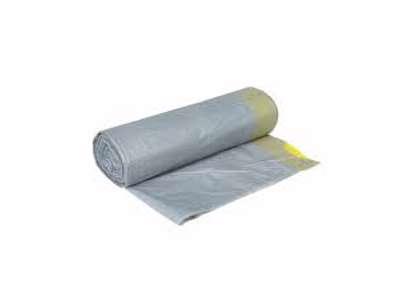 Affaldspose m/snøreluk 20L