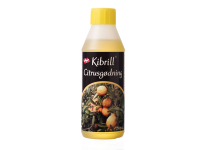 250 ml. Kibrill citrusgødning