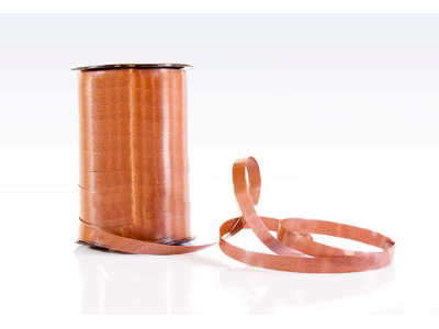 Gavebånd poly 10 mm -Brun