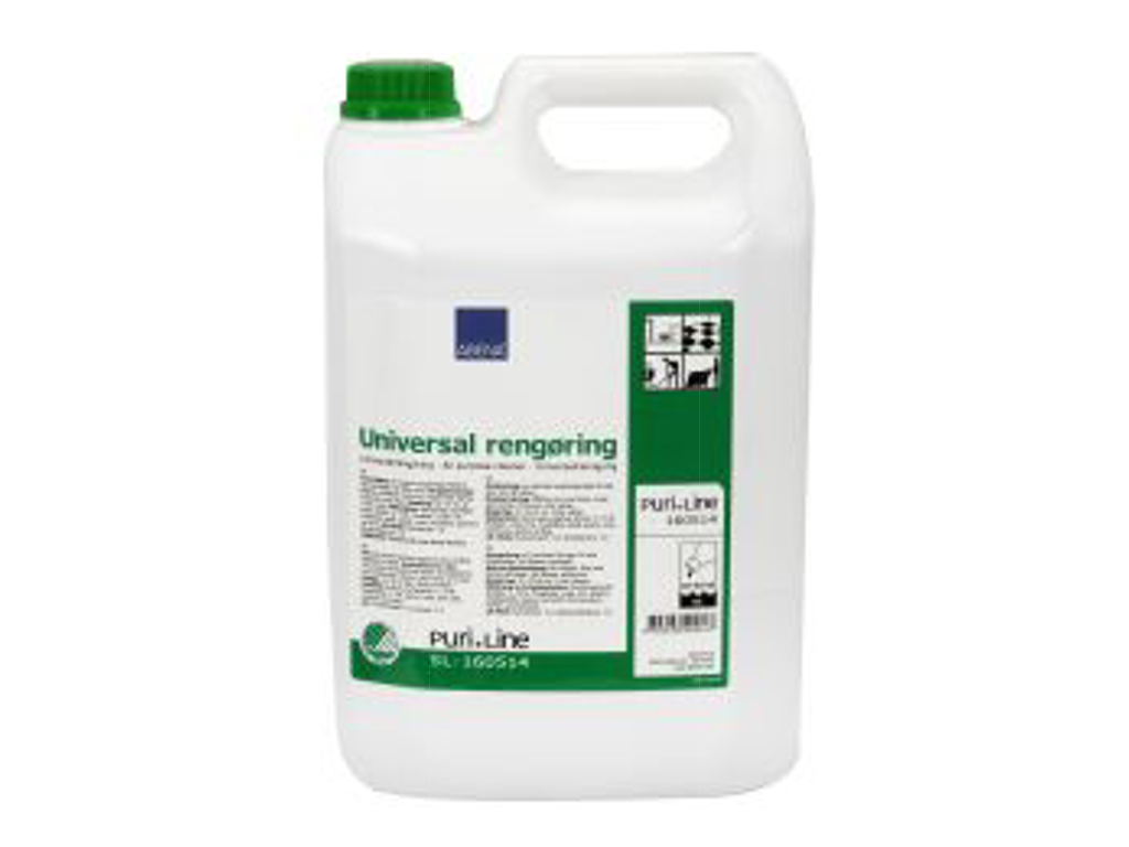 Universalrengøring, Puri-Line 5 liter