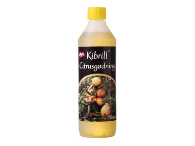 500 ml. Kibrill citrusgødning
