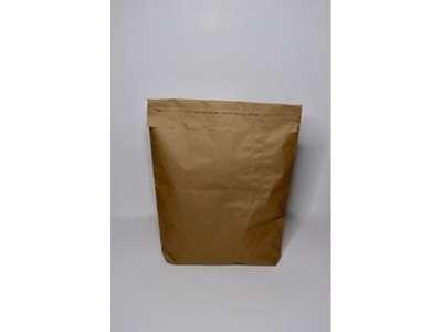 Papir forsendelsespose brun 340x420+80/90mm
