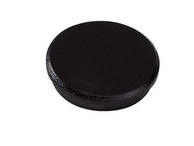 Magneter Dahle sort rund 24mm