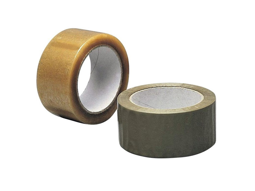 Tape 66mx50mm klar