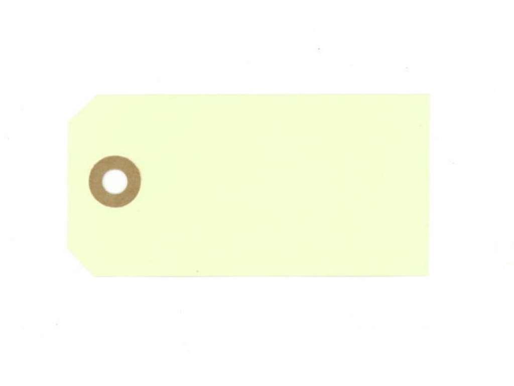 Manillamærker natur A1 3x6cm