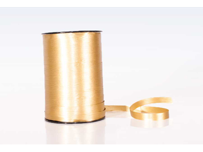 Gavebånd matline guld