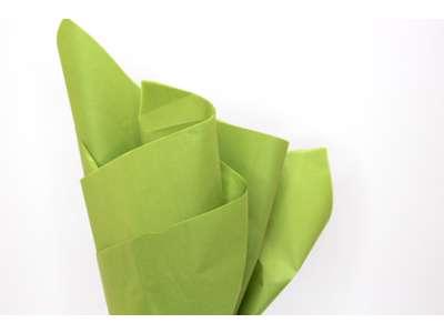 Silkepapir nr.93 Oasis grøn