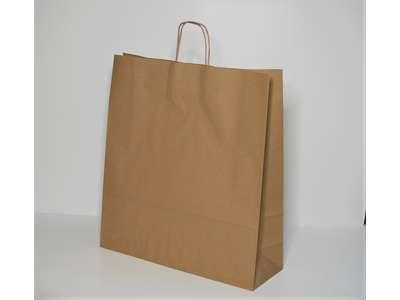 Bærepose brun 44L- 45x15x49cm 110g