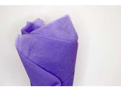 Silkepapir nr.18 lavendel/l.li
