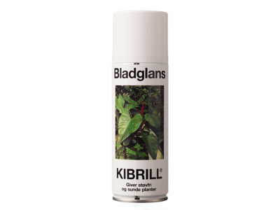 Kibrill bladglans . spray