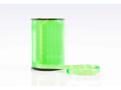 Gavebånd poly 10 mm -Lime