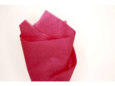 Silkepapir nr.17 Passion pink