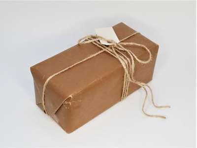 Voxet papir brunt 70cmx50m