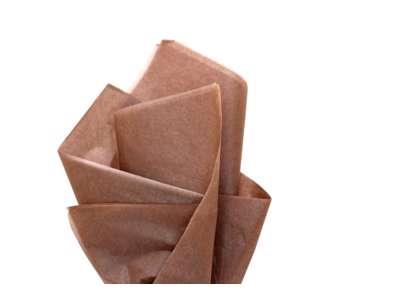 Silkepapir nr.33 Chokolade