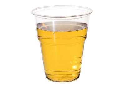 Bio glas 40cl. PLA Bionedbrydelig