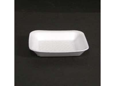 Skumbakke 60 4205 hvid EPS 135x135x22mm