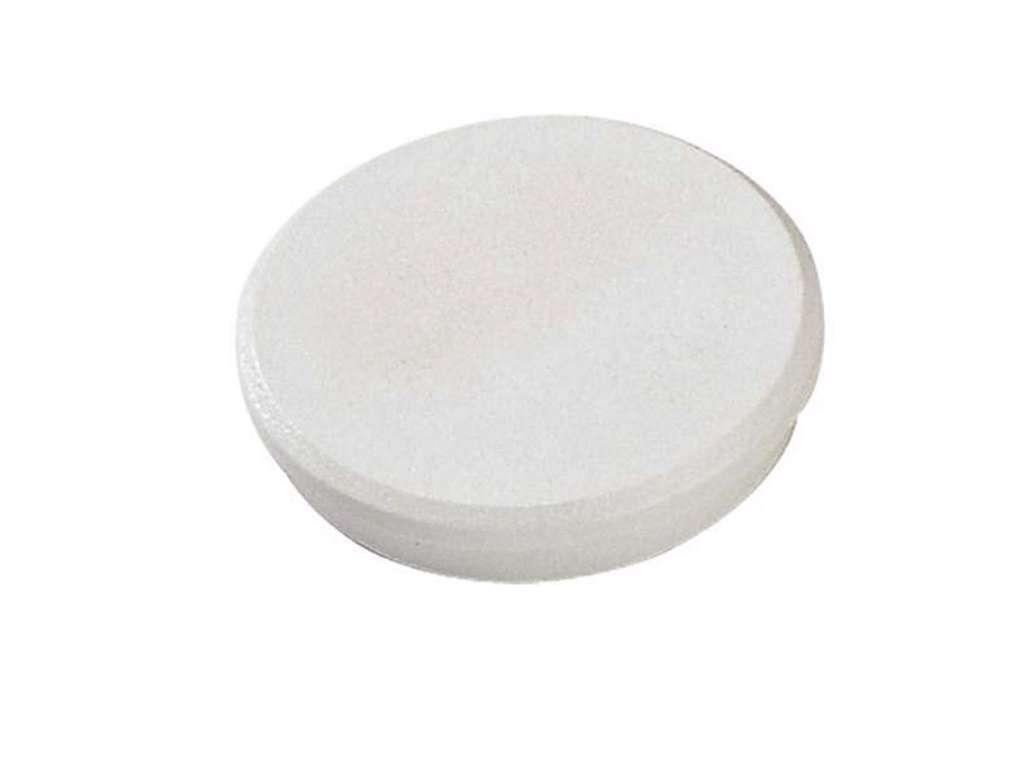 Magneter Dahle hvid rund 24mm