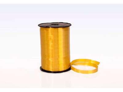Gavebånd poly 10 mm -Guld