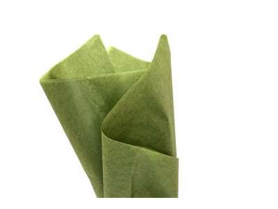 Silkepapir nr. 16 Oliven