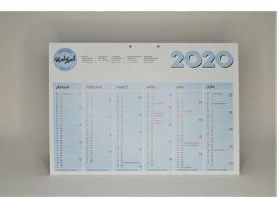 Karl Lund Kalender 2020