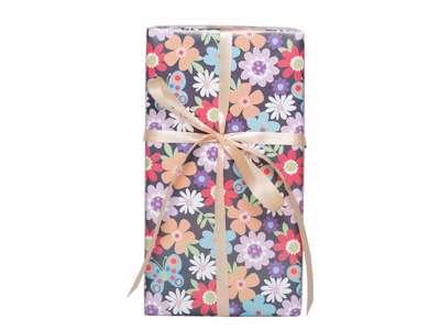 Gavepapir . 21851 Petit Floral
