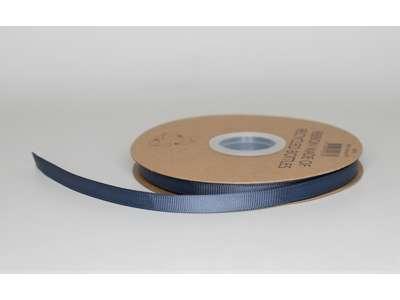 Genbrugsbånd 9mm rillet grå