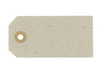 Manillamærker 92 4x8cm kvist