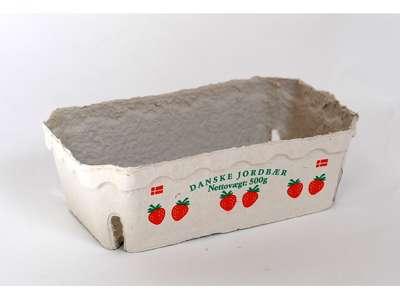 Jordbærbakker 1/2 kg. (DK)