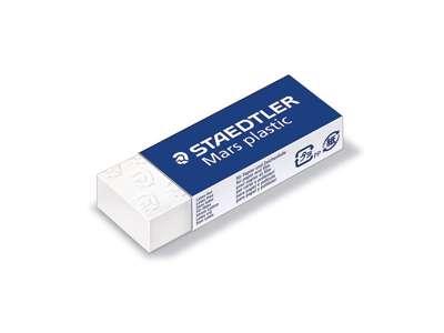 Viskelæder plast STAEDTLER 65x23x12mm 526 50