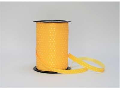 Gavebånd prikket gul