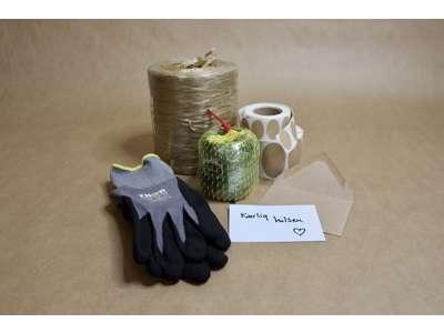 Div. handsker, kort og tilbehør