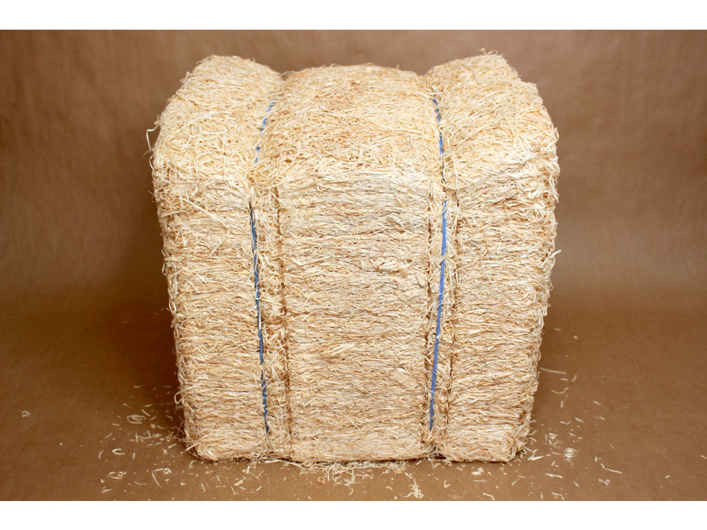 Træuld 10 kg