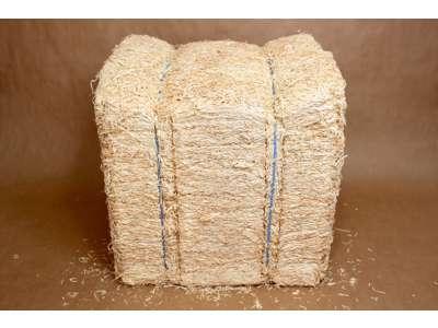 Træuld 10 kg - Er midlertidig udsolgt. Vi har pakke á 5 kg - Brug varenummer. 040452