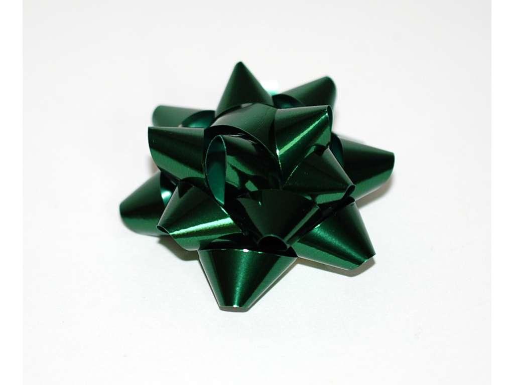 Metallicsløjfer - Grønne