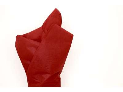 Silkepapir nr.19 Rød