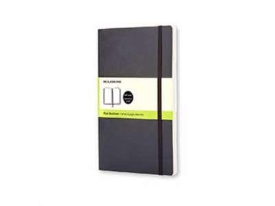 Moleskine Classic Pocket sort, ulinjeret