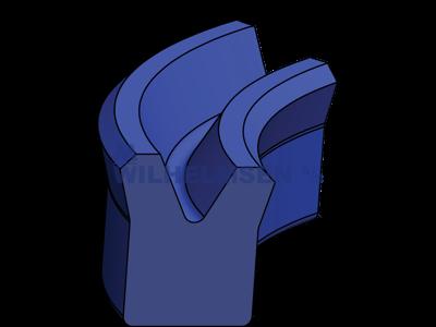 Hydraulic Rod Seals