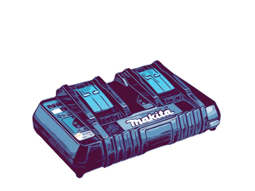 Batterier og ladeapparater