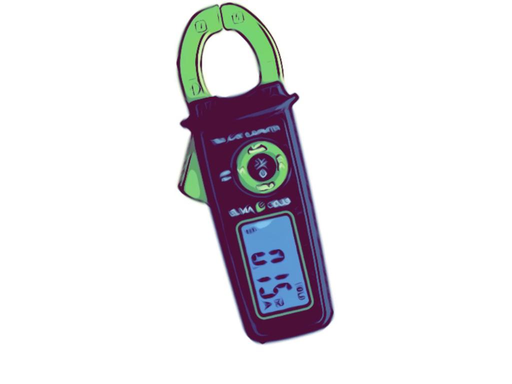 Elektriske måleinstrumenter og -apparater