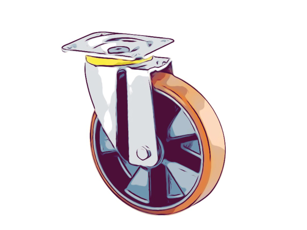 Sværlasthjul