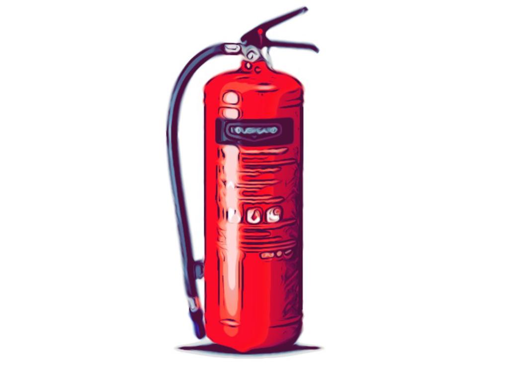 Ildslukkere og øvrigt brandmateriel