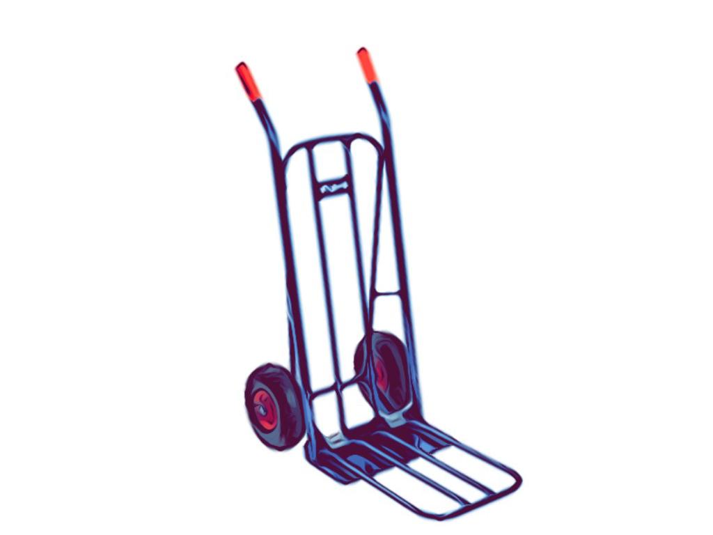 Sække-, palle- og transportvogne