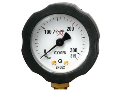 AGA Indholdsmanometer OX 315 bar