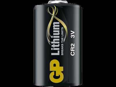 GP Lithium-fotobatteri CR 2 3V