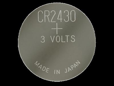 GP Knapbatteri CR 2430 3V