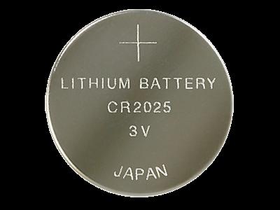 GP Knapbatteri CR 2025 3V