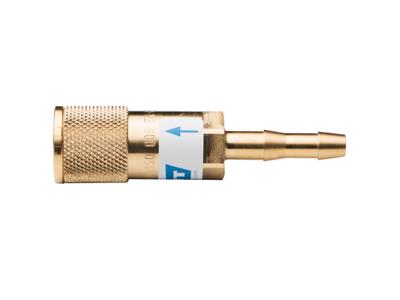 AGA Lynkobling t/sl.sokkel 0XYGEN x 6,3 mm